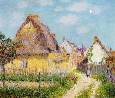 thatched cottage le vaudreuil