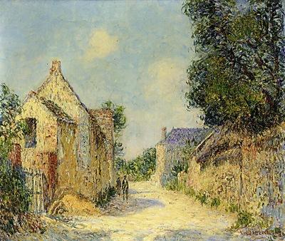 village street vaudreuil