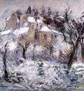 houses at pontoise