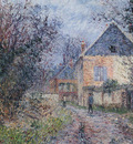 Houses near the Eure