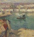 Port at Dieppe
