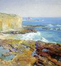 laguna rocks low tide 1915