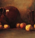 still life  jug with fruit