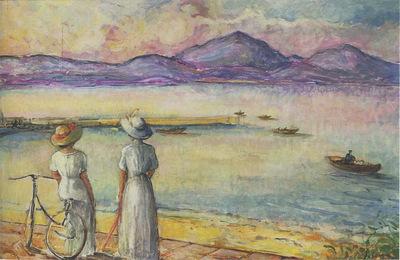 Bay at St Tropez