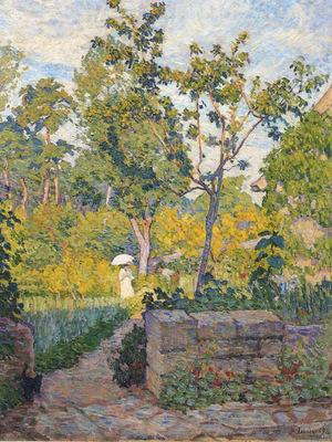 garden at champigny