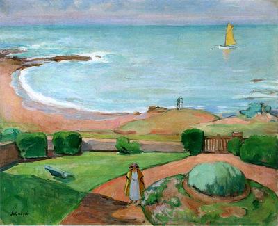 The Terrace at Prefailles