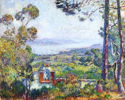 View of Saint Tropez