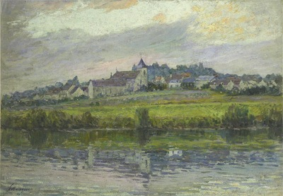Village by the River