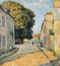 A Street in Montevrain