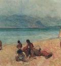Bathers at Saint Tropez