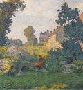 landscape at champetre