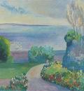 landscape at prefailles