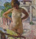 Nude in Provence