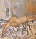 Nude on Spanish Blanket