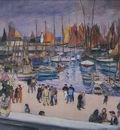The Port at Saint Tropez