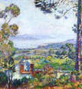 View of Saint Tropez