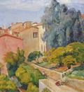 Village in Summer