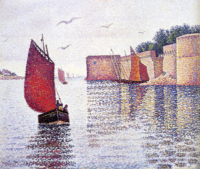 concarneau the sardine boat