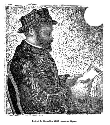 Portrait of Maximilien Luce