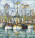 blessing of thetuna boats groix