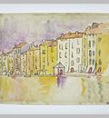 Maisons Ensoleillees sur le Port de Saint Tropez