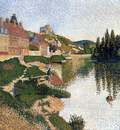 riverbank les andelys