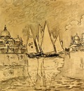 study for venice morning