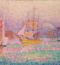 The Harbour at Marseilles