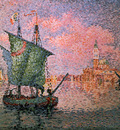 venice  the pink cloud