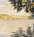 view of seine at herblay