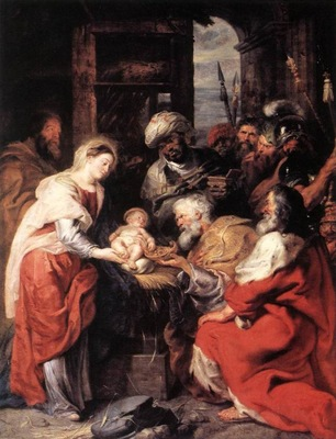 adoration of the magi 1627
