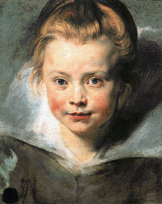 clara serena rubens 1615