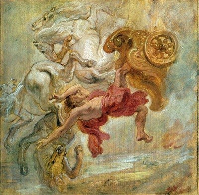 fall of phaeton