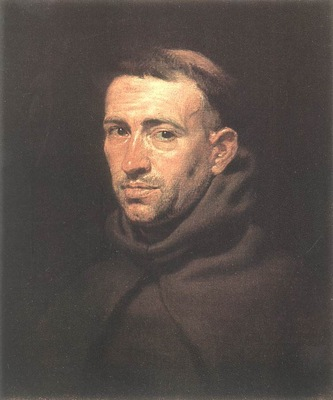 Head of a Franciscan Friar