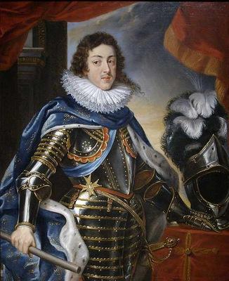 louis xiii 1622