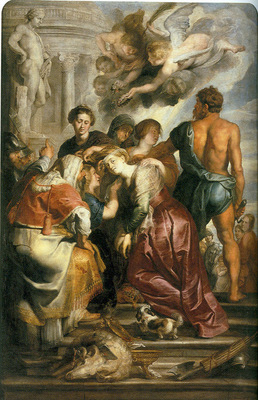 Martyrdom of St Catherine