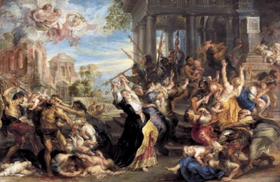 massacre of the innocents