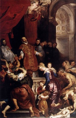 miracles of st ignatius 1615