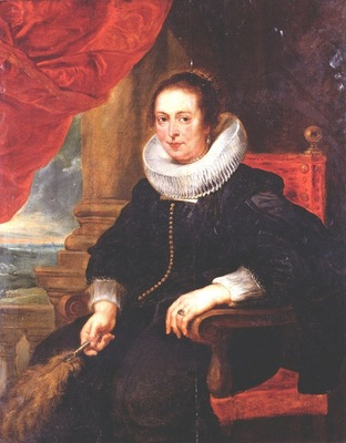 Portrait Of A Woman Probably His Wife