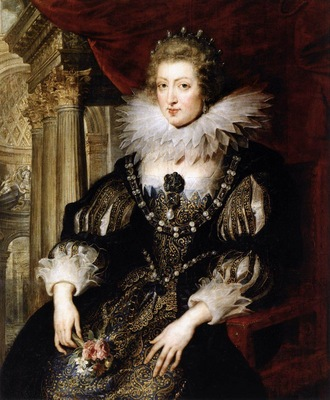 portrait of anne of austria 1621
