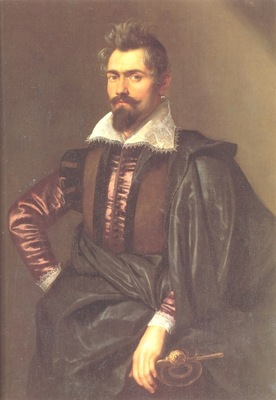 portrait of gaspard schoppins 1605