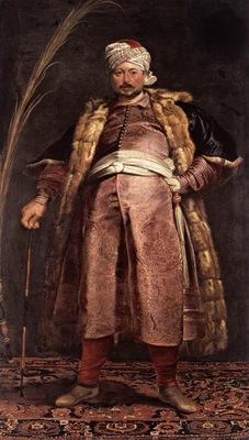 portrait of nicolas de respaigne 1616