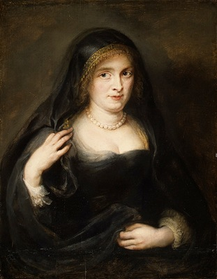 Portrait of a Woman Probably Susanna Lunden