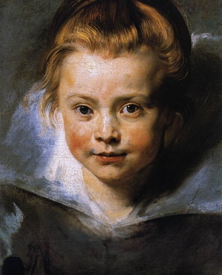 portrait of a young girl 1615