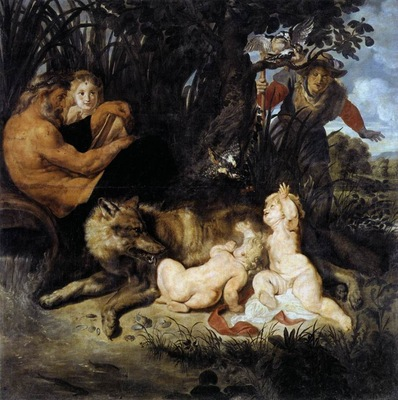 romulus and remus 1615