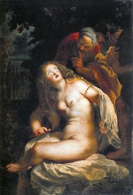 susanna and the elders 1607