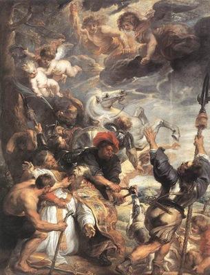 the martyrdom of st livinus