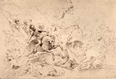 the damage of sennaherib 1616