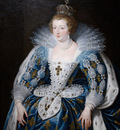 anna of austria queen of france mother of king louis xiv  1622