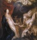 annunciation 1615